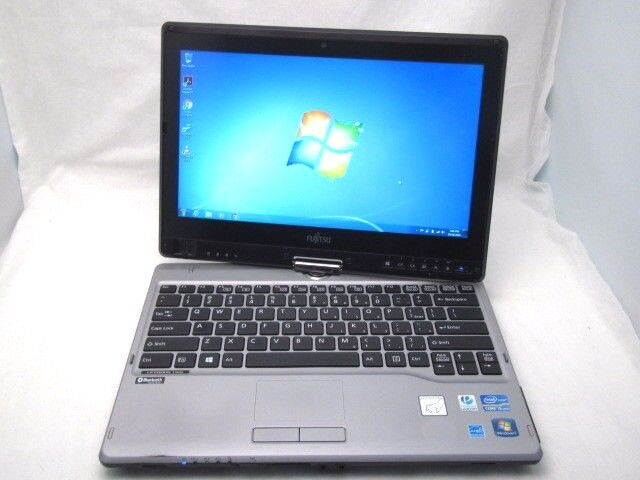 "Fujitsu LifeBook T732 Tablet PC 12.5"" HD Touch i5-3320M 2.6Ghz 4GB 250GB Win7"