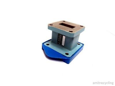 Microwave Waveguide Adapter Hx161
