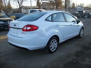 2013 Ford Fiesta SE/4DR/AUTO/$31 WEEKLY/APPLY NOW Edmonton Edmonton Area image 4