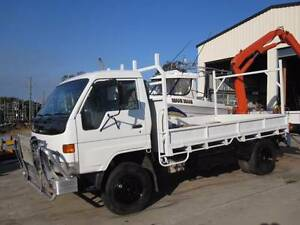 CRANE TRUCK TOYOTA DYNA Tin Can Bay Gympie Area Preview