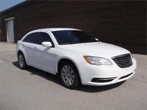 2013 CHRYSLER 200 LX-LOADED,NO ACCIDENTS,KEYLESS ENTRY
