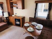 2 Bedroom Caravan, in North norfolk Hunstanton near Cromer and Wells