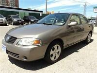 2006 Nissan Sentra 1.8 Special Edition CERTIFIED AND E-TEST