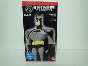DC DIRECT JLA SUPERMAN MAQUETTE Statue Justice league MIB