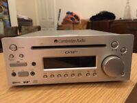 Cambridge Audio One+ mini hifi system - partial working order