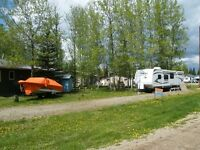 Large Lot at Turtle Lake Lodge, ready to be yours!