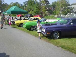 Shubenacadie Car Show  JULY  1  11 - 3