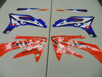 DECALS  FOR HONDA  AND  YAMAHA