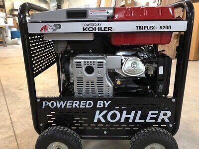 New Amp Kohler Triplex 9200 3 In 1 Generatorweldercompressor Warranty Inc