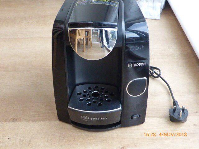 Tassimo Joy Coffee Machine Almost Unused Boxed 7999 In Argos In Southend On Sea Essex Gumtree