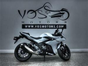 2018 Suzuki GSX250RL8 - V3192NP - No Payments For 1 Year**