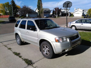 2003 Ford Escape Limited SUV, Crossover