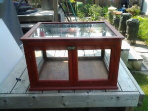 Display case ■SOLD■