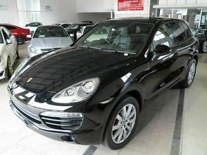 2013 Porsche Cayenne 92A MY13 Diesel Tiptronic Black 8 Speed Sports Automatic Wagon Albion Brisbane North East Preview
