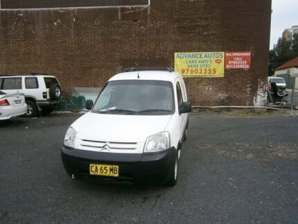 2006 Citroen Berlingo II M59 5 Speed Manual
