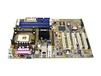Computer Part: ASUS Mother Board with 2.6 GHz Intel CPU