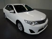 2012 Toyota Camry ASV50R Altise Diamond White 6 Speed Automatic Sedan Bibra Lake Cockburn Area Preview