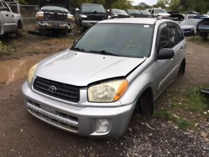 2003 Toyota Rav 4 just in for parts at Pic N Save!