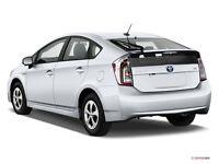 INCHIRIEM MASINI CU LICENTA PHV. PCO CARS FOR RENT OR HIRE. TOYOTA PRIUS IS AVAILABLE