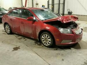 chevy cruze 2011 to 2014 parting out