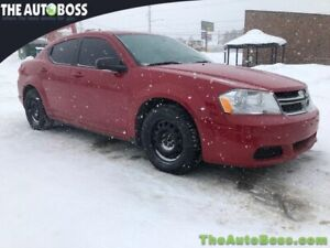 2013 Dodge Avenger CERTIFIED! AUTOMATIC! FREE WARRANTY!
