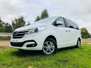 2018 LDV G10 SV7A (9 Seat Mpv) White 6 Speed Automatic Wagon Kenwick Gosnells Area Preview