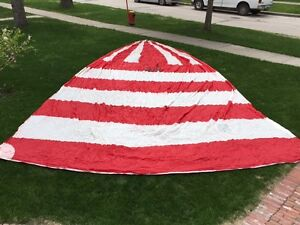 Spinnaker Sail - Sized for an 8.2m Cruising Sailboat