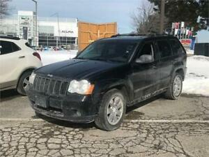 2008 Jeep Grand Cherokee just 98 kms $10995