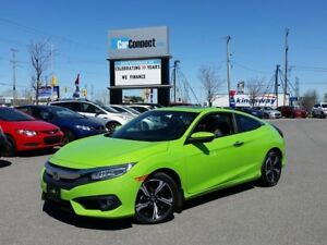 2016 Honda Civic TOURING ONLY $19 DOWN $97/WKLY!!