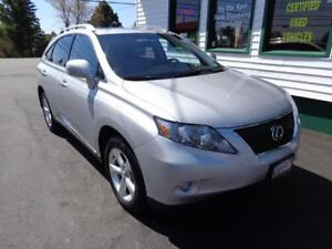 2011 Lexus RX 350 Premium AWD with all the options!