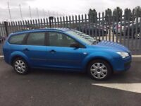2005 Ford Focus 1,6 litre 5dr estate