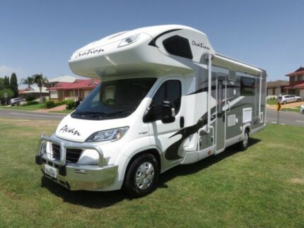 2016 Avan Ovation M9 - SINGLE BEDS - ONLY 9000KMs!! Glendenning Blacktown Area Preview