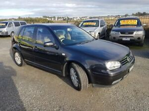 2002 Volkswagen Golf 1.6 SE Black 4 Speed Automatic Hatchback Officer Cardinia Area Preview