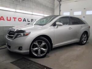 2014 Toyota Venza 3.5L V6 LIMITED AWD NAVI CUIR TOIT PANOR.
