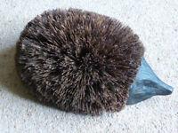 Hedgehog Boot Brush