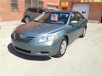 2007 TOYOTA CAMRY***4 CYLINDRES+AUTOMATIQUE+BIJOUX+7900$***