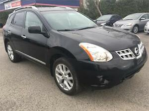 2012 Nissan Rogue SV MAGS 18 POUCE SEIGES CHAUFF ROOF RACK