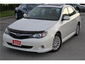 2011 Subaru Impreza Limited