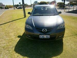 2008 Mazda 3 LOW KLMS SP 23 3708 Black Automatic Sedan Maddington Gosnells Area Preview
