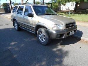 2000 Nissan Pathfinder WX II ST Gold 4 Speed Automatic Wagon Somerton Park Holdfast Bay Preview