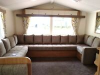Static Caravan For Sale-£5,000.00 OFF this New 2016 Willerby Countrystyle 35x12 / 2 bedroom