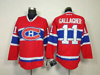 Brand new BRENDAN GALLAGHER RBK Montréal Canadiens Jersey SIZE 4