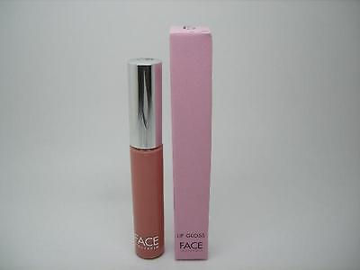 FACE STOCKHOLM #26 NUDE PINK LIPGLOSS, FULL SIZE .28 OZ LIP GLOSS, NEW IN BOX
