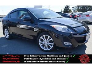 2011 Mazda MAZDA3 GT 2.5L, Leather/Heated Seats, Never Winter