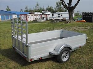 Remorques Smart 56'' x 8' Aluminium Trailer