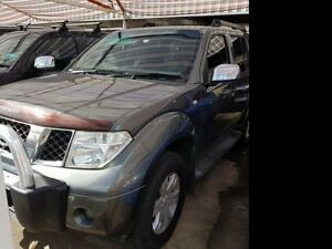 2005 Nissan Pathfinder R51 ST-L (4x4) 6 Speed Manual Wagon Laidley Lockyer Valley Preview