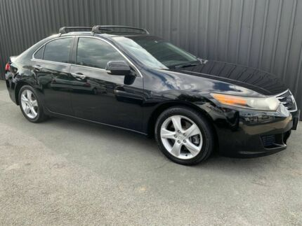 2010 Honda Accord 10 Euro Black 6 Speed Manual Sedan Phillip Woden Valley Preview