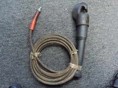 Burndy Y34bh Hypress Remote Hydraulic Power Operated Crimping 10000 Psi