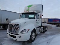 2014 International ProStar +122, Used Day Cab Tractor