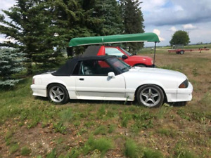 1992 Ford Mustang GT Convertible Fox Body